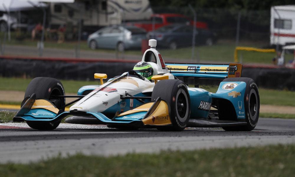 Конор Дэли выступит за Harding Racing в Поконо за неделю до дебюта в NASCAR
