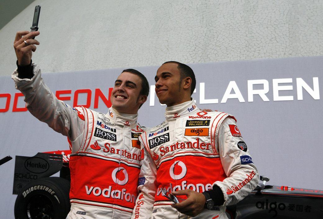 Хэмилтон, Ферстаппен, Баттон и Сайнс об уходе Фернандо Алонсо из Ф1