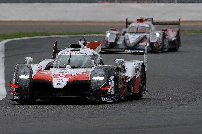 Toyota взяла победный дубль в гонке «6 часов Сильверстоуна»