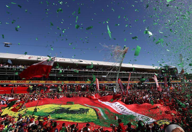 Гран При Италии в Монце снова в опасности