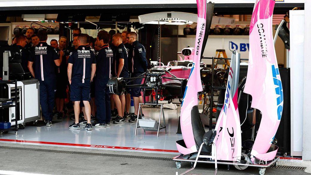Команды согласились не лишать Force India выплат от FOM