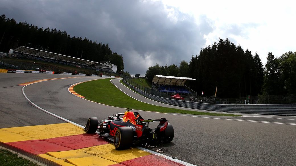 Макс Ферстаппен: Спа не лучшим образом подходит машине Red Bull