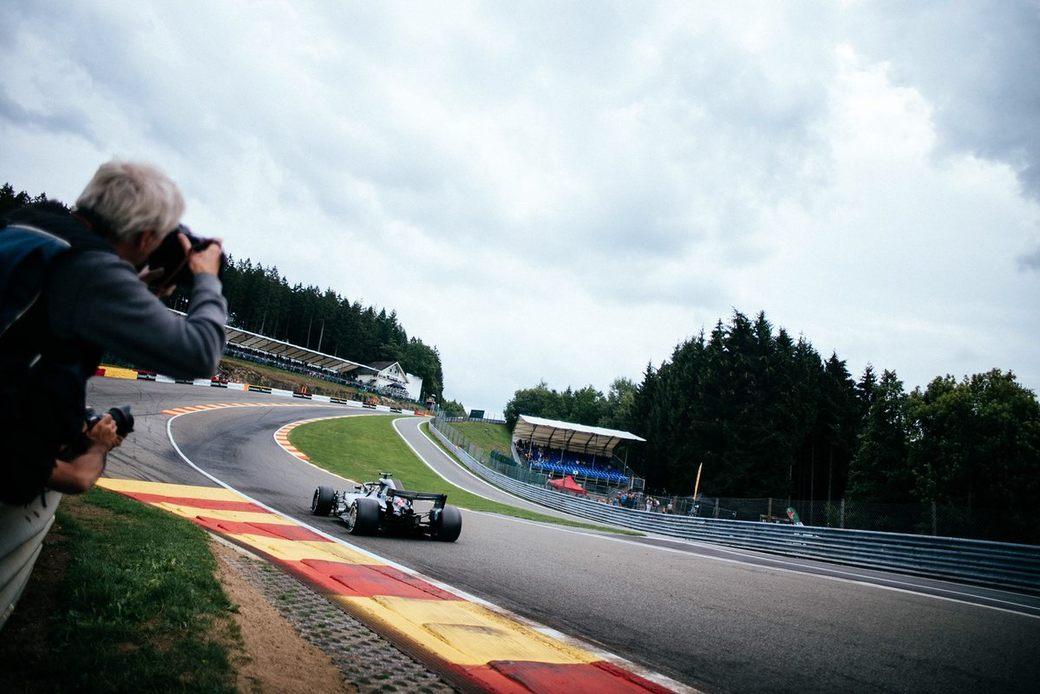 Льюис Хэмилтон: Только в Спа можно почувствовать скорость машин Ф1