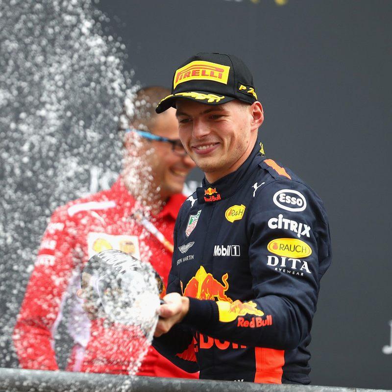Макс Ферстаппен: Скучная гонка, но я доволен своим выступлением