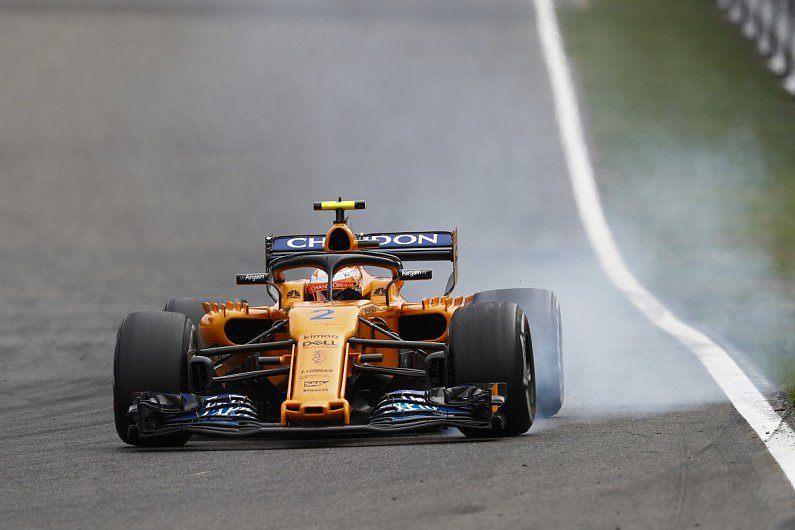 Стоффель Вандорн: McLaren стоит на месте с самого начала года