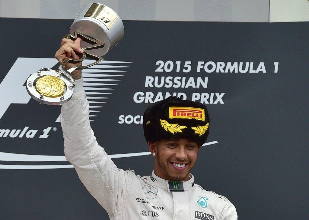 Главные герои и неудачники Гран При России