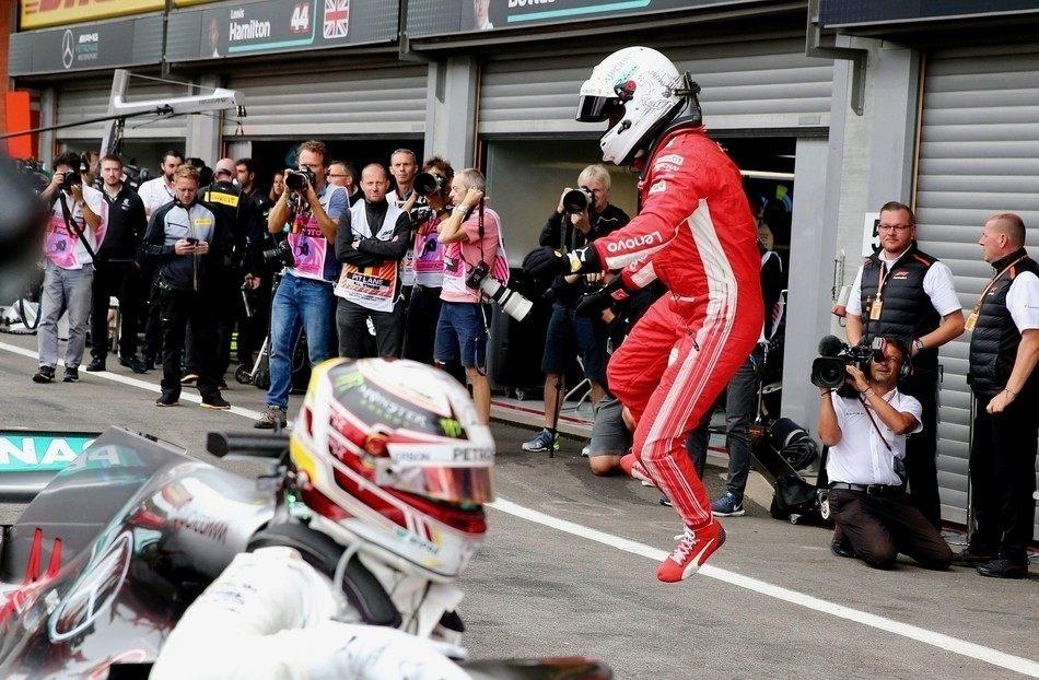 Хельмут Марко: Я хочу, чтобы чемпионом в 2018 году стал Феттель