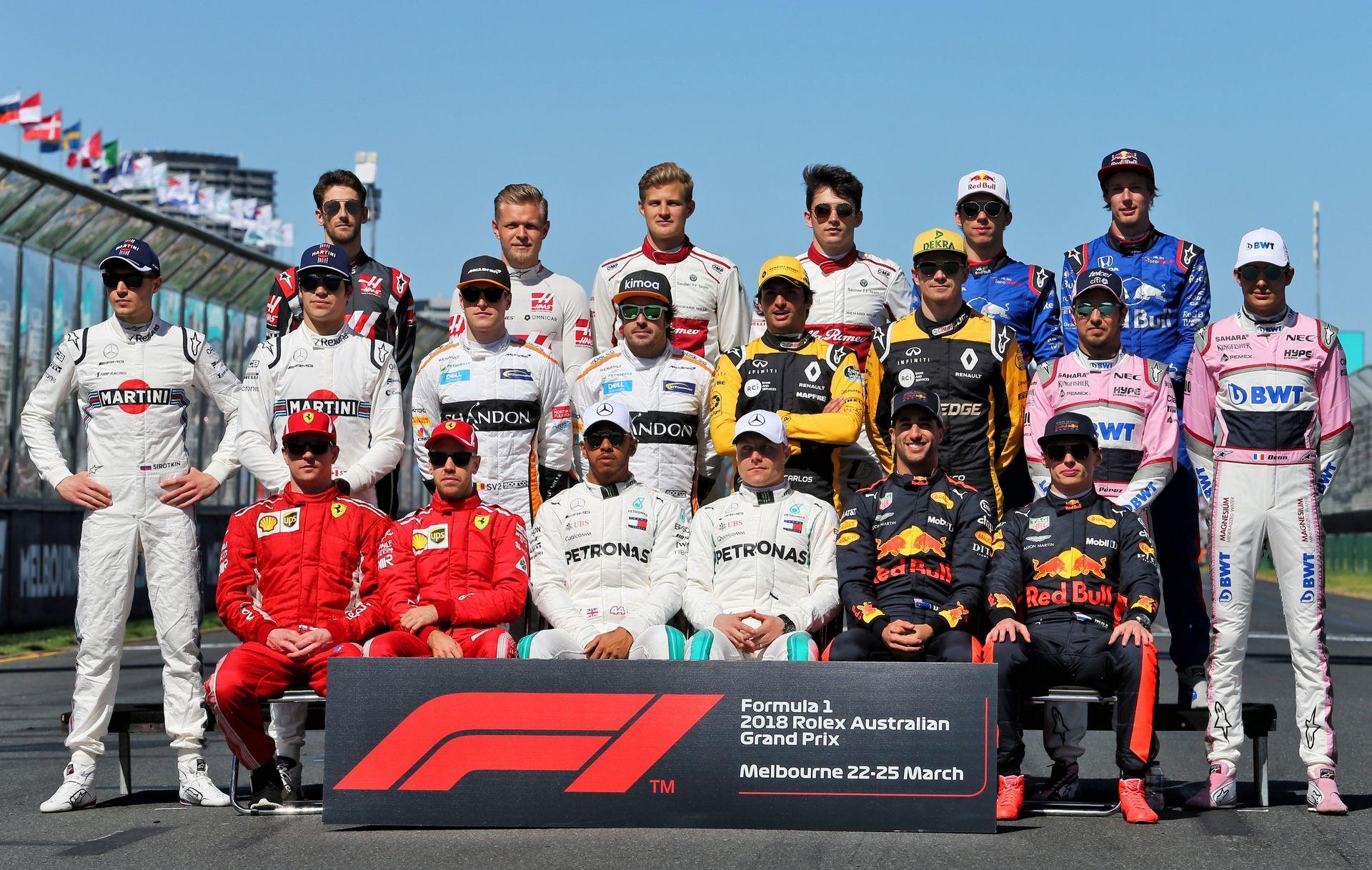 Повышения, перестановки, дебюты и пенсия: контракты гонщиков Ф1 следующего года