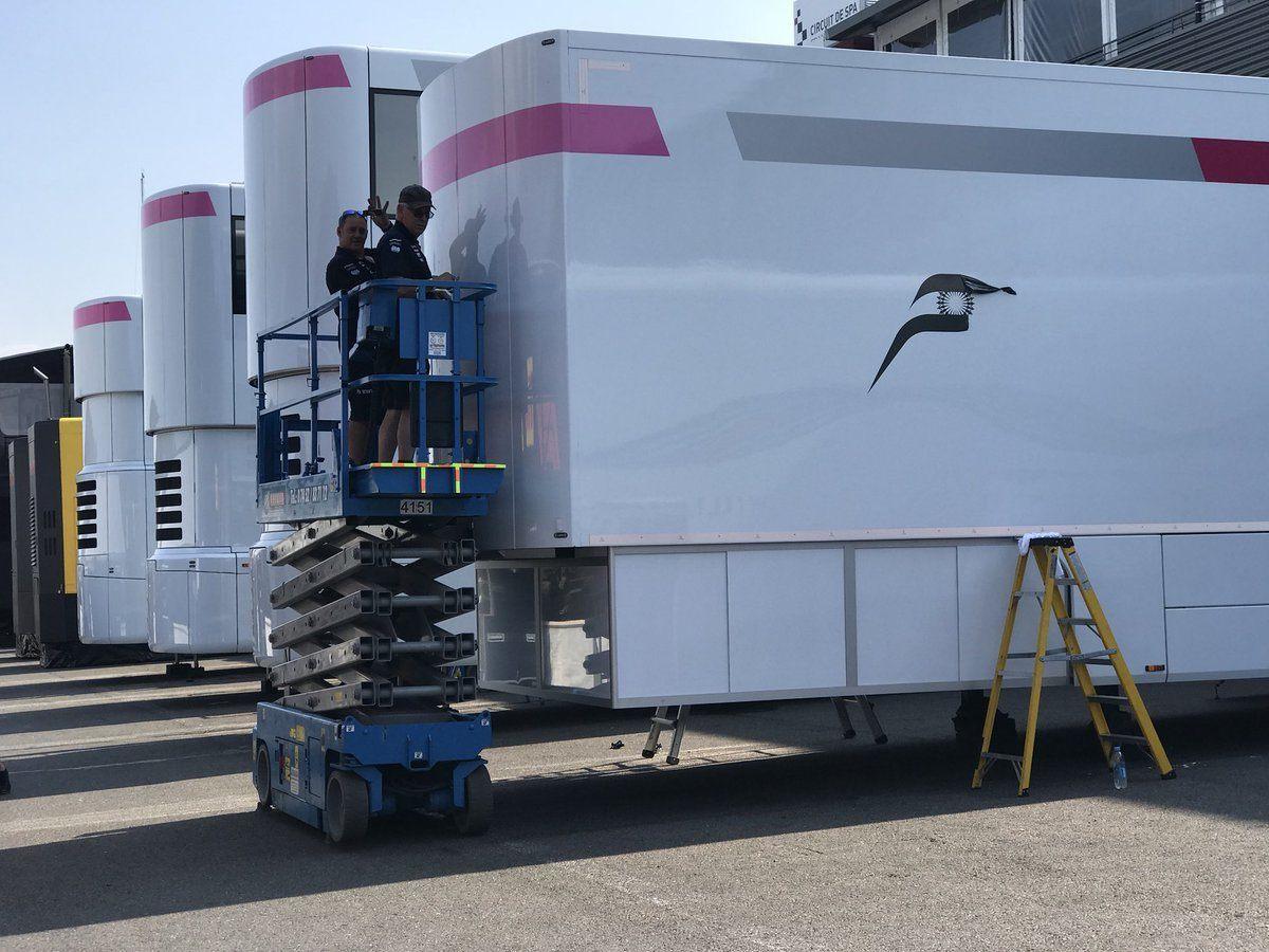 Force India может пропустить Гран При Бельгии из-за юридических проблем