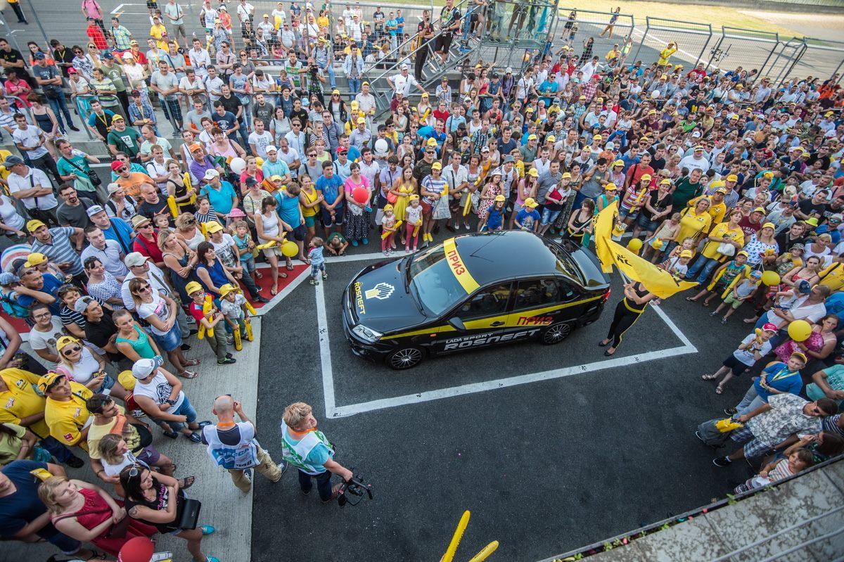 11-12 августа на трассе Moscow Raceway пройдет пятый этап СМП РСКГ