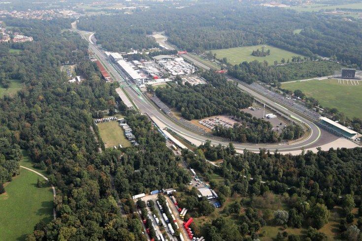 Гран При Италии: расписание уикенда