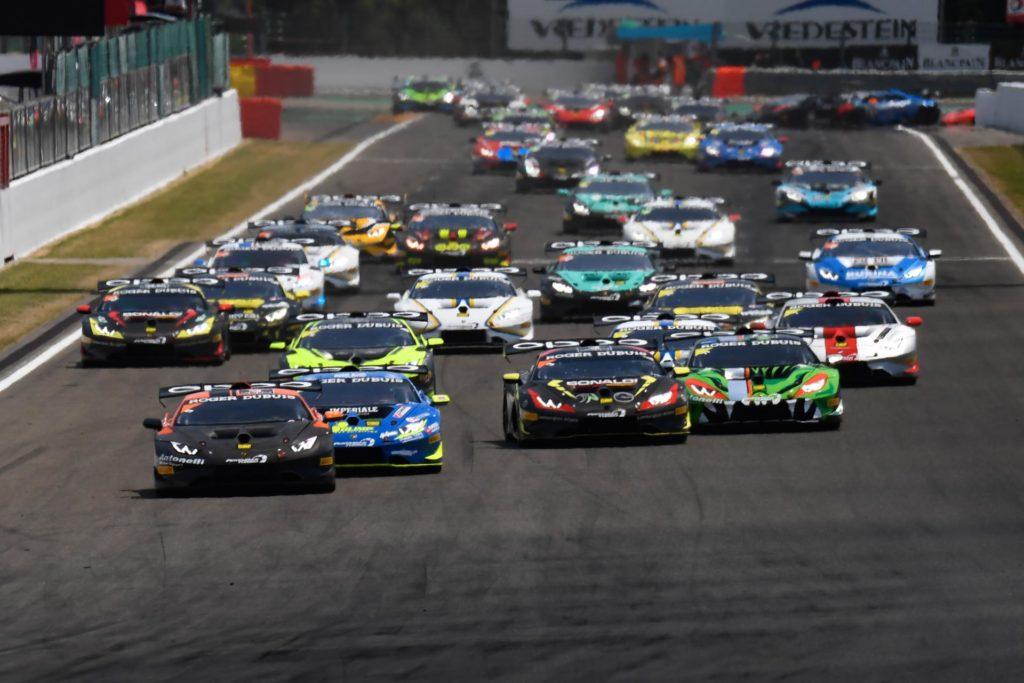 «Бональди Моторспорт» выиграла обе гонки европейского «Ламборгини Супер Трофео» в Спа