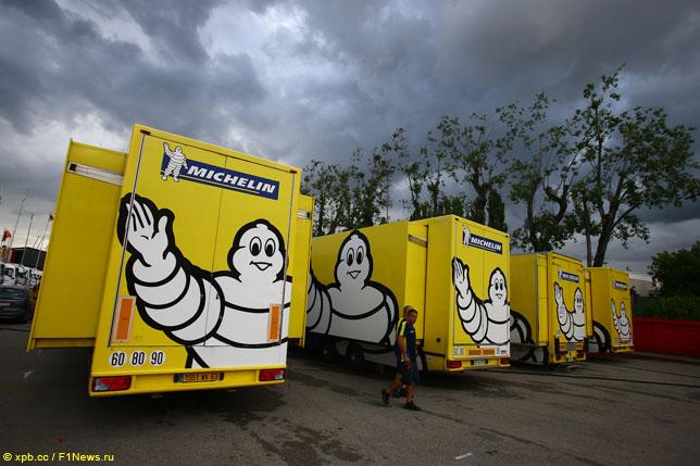 В Michelin объяснили причины отказа от Формулы 1