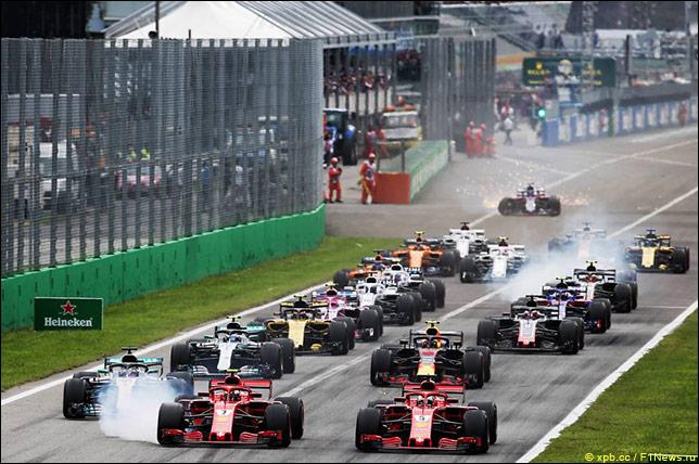 Мартин Брандл об итогах Гран При Италии