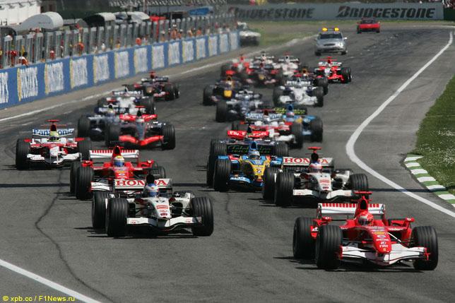В Имоле вновь хотят принимать этап Формулы 1