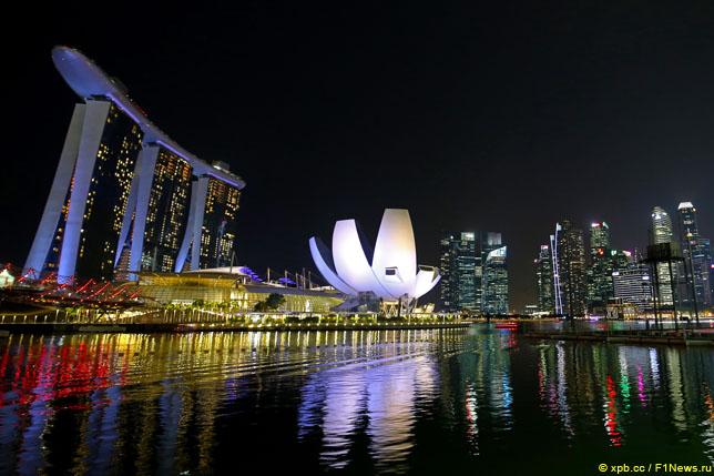 Гран При Сингапура: Предварительный прогноз погоды