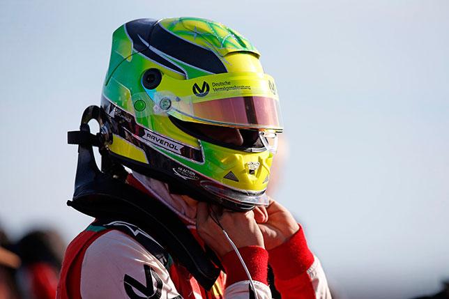 Ф3: Мик Шумахер выиграл вторую гонку на Нюрбургринге