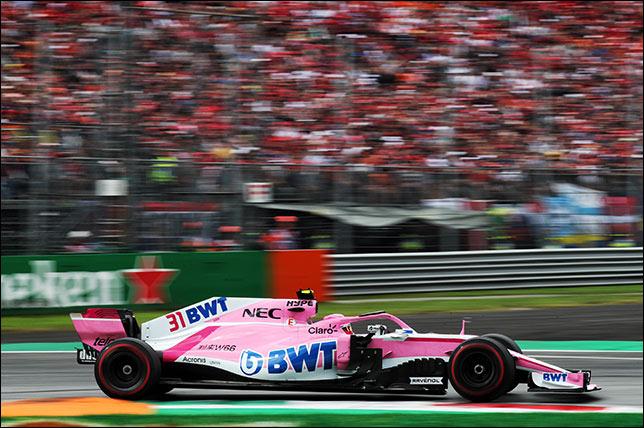 В Force India рассчитывают закрепить успех в Сингапуре