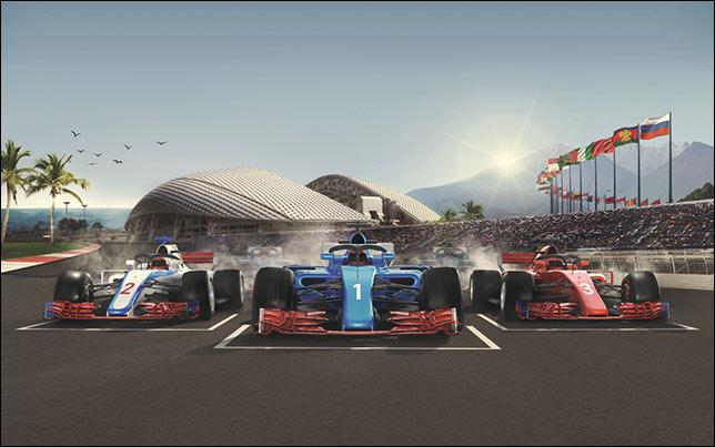 Покажи любовь к Формуле 1 и получи билет на Гран При!