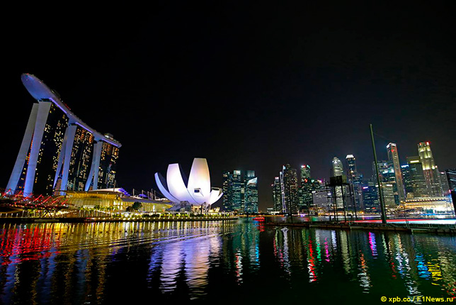 Историческая справка: Сингапур