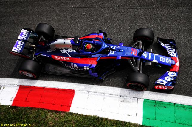 Хартли: Машина не обновлялась с Гран При Австрии