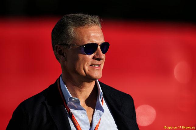 Дэвид Култхард: Льюис - наиболее цельный гонщик
