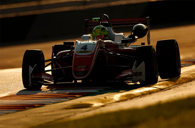 Ф3: Мик Шумахер завоевал ещё два поула на Red Bull Ring
