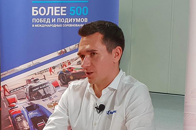 Михаил Алёшин о Формуле Студент и своём будущем
