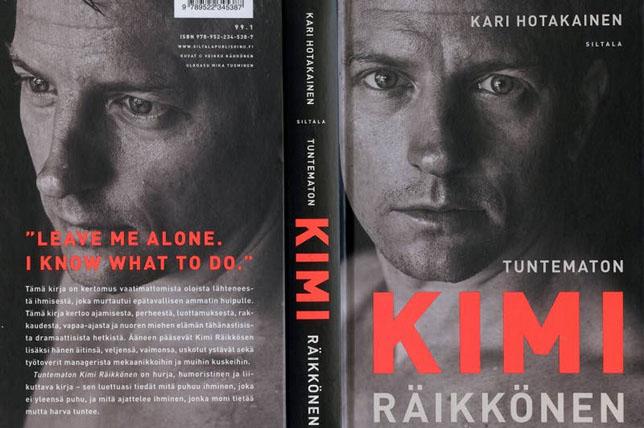 Биография Райкконена установила новый рекорд продаж