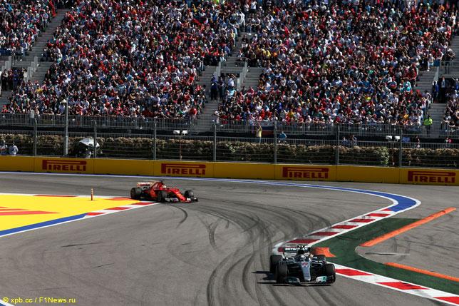 В Mercedes готовятся к поединку с Ferrari и Red Bull Racing