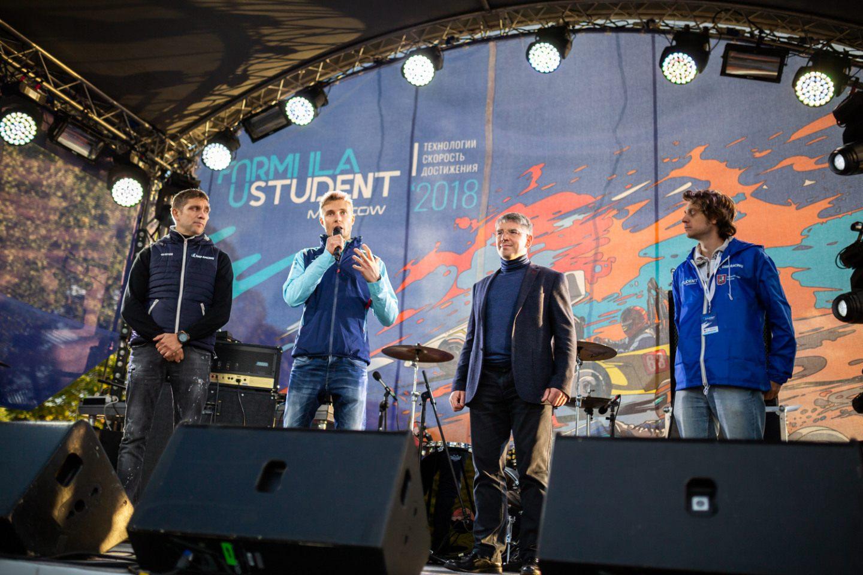 70 000 человек посетили Всероссийский фестиваль «Формула Студент»