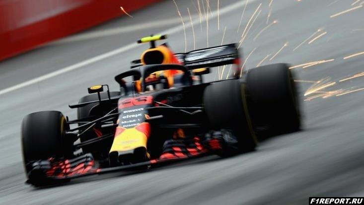 Модернизированный мотор Renault позволил Red Bull отыграть 0,15 секунды