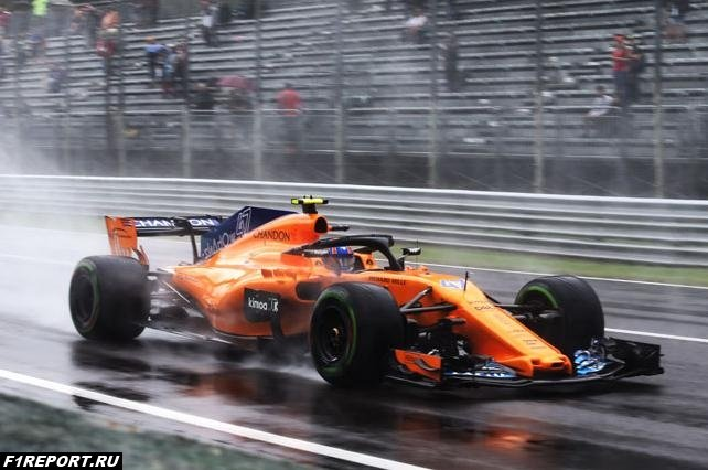McLaren и Pirelli завершили тесты на трассе Поль-Рикар