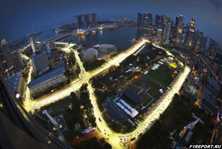 Делегация из Майами не приедет на гран-при Сингапура
