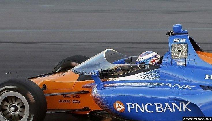 Уайтинг: Мы видели защиту, которую хотят внедрить в IndyCar