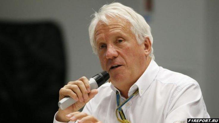 Уайтинг отреагировал на слова Ферстаппена, которые были сказаны во время гонки в Италии