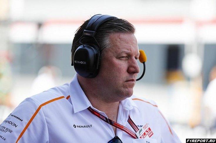В McLaren признали, что в этом году у них плохой болид