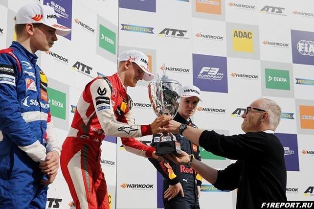 Мика Сало считает, что у Мика Шумахера есть хорошие шансы попасть в Формулу 1
