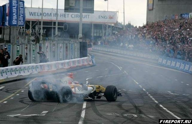 Политики не хотят, чтобы в Роттердаме состоялся гран-при Формулы 1