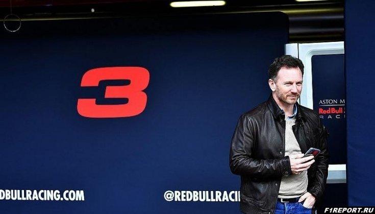 В России пилоты Red Bull могут перейти на предыдущую спецификацию мотора Renault