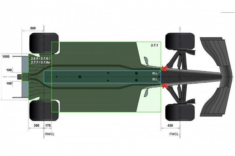Почему FIA так быстро признала днище на машине Haas незаконным?