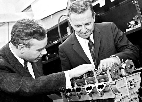 Компания Cosworth отмечает 60-летие