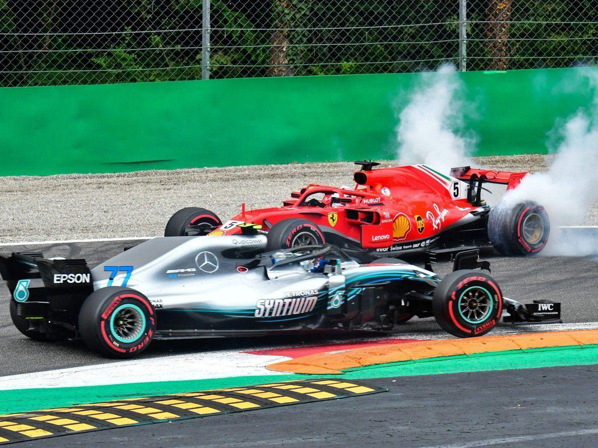 Почему в ошибках Себастьяна Феттеля виновата... Ferrari