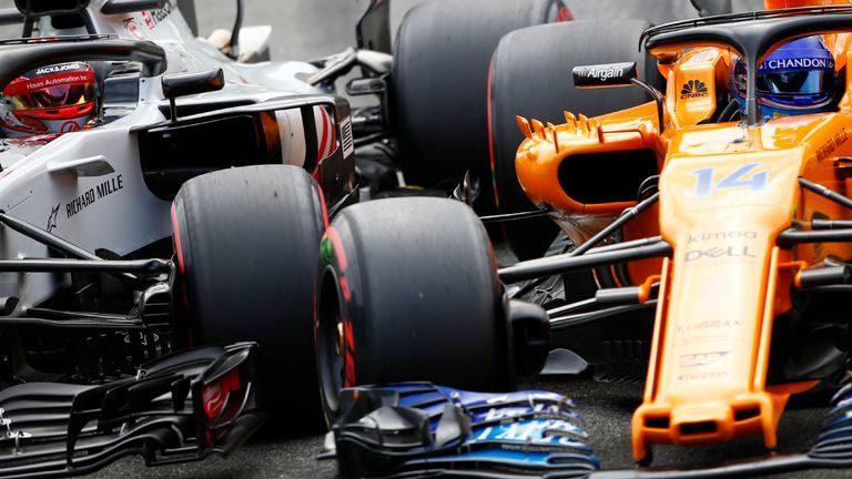«Поскорее бы он ушел из Ф1». Магнуссен и Алонсо схлестнулись не только на трассе