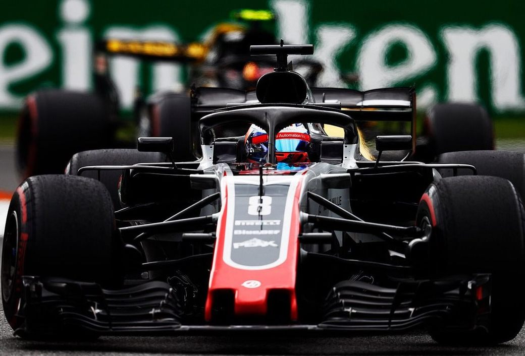 Renault подала протест на результат Ромена Грожана