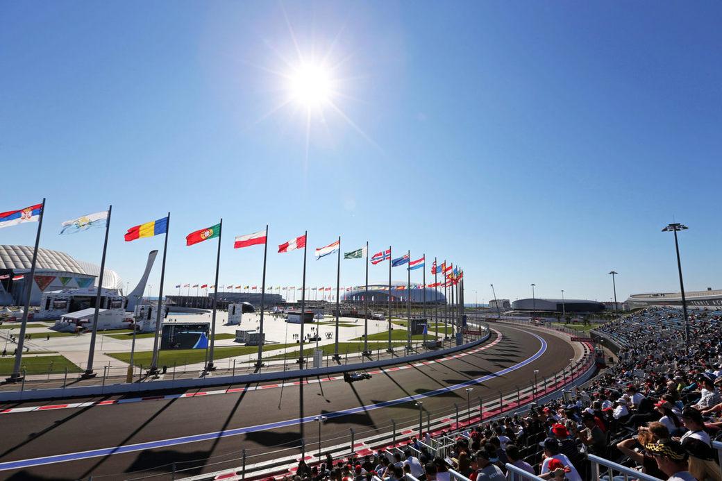 Второй вопрос конкурса по розыгрышу VIP-билета на Гран При России