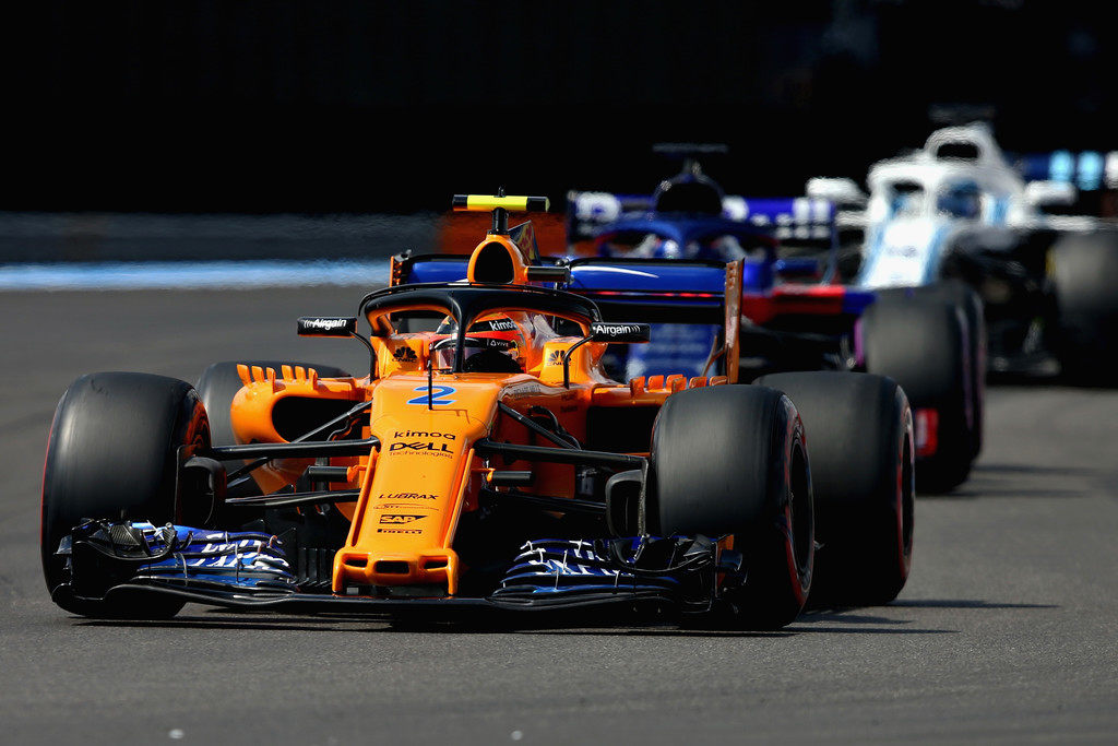 Зак Браун: Toro Rosso стоит пригласить Вандорна