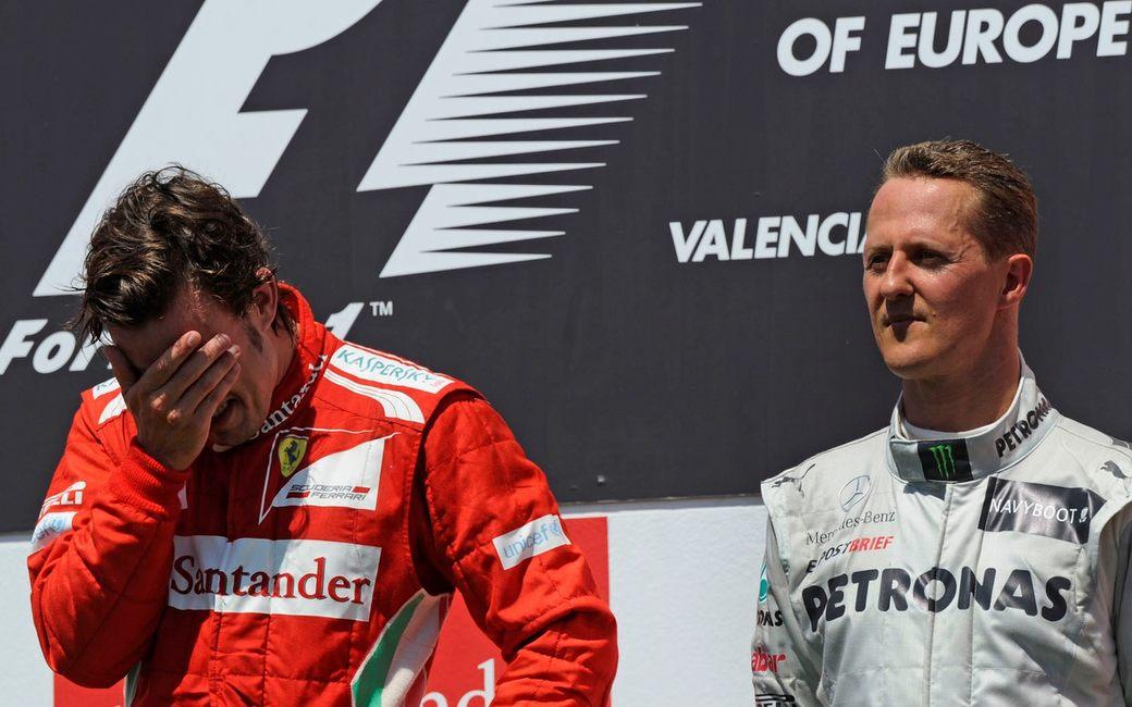 Берни Экклстоун: Алонсо – один из лучших гонщиков, но не величайший