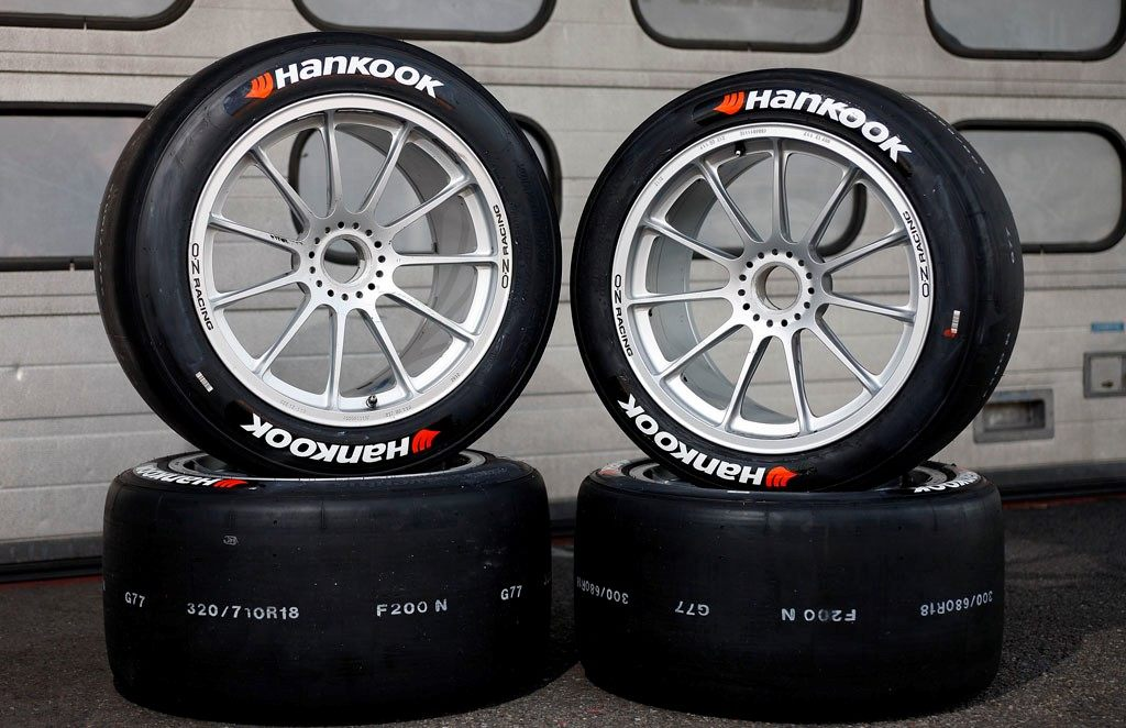 Hankook поборется с Pirelli в тендере на поставку шин для Формулы 1
