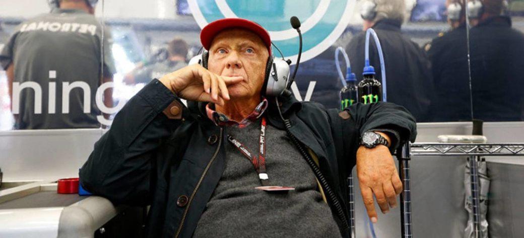 Ники Лауда не вернется в паддок до конца сезона-2018